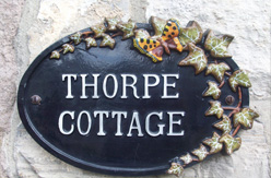 Thorpe Cottage - images